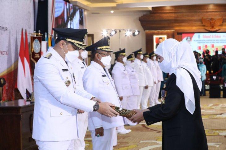 Eri Cahyadi dan Armuji Siap lanjutkan kebaikan di Surabaya