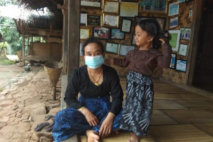 Angka kematian ibu di pemukiman Suku Baduy relatif kecil