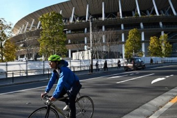 100 hari yang menantang menuju Olimpiade Tokyo
