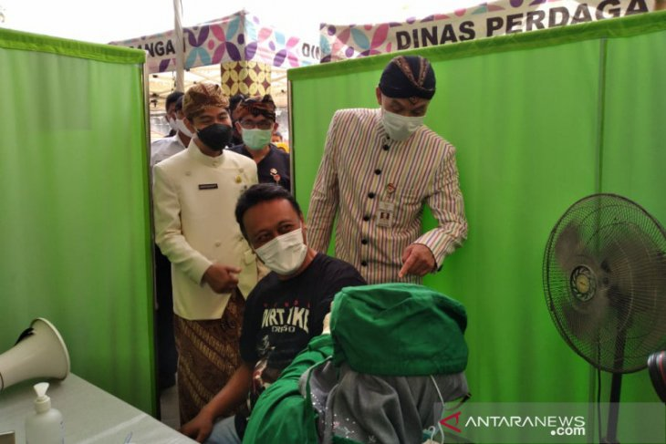 Adhere to protocols even after inoculation: Central Java Governor