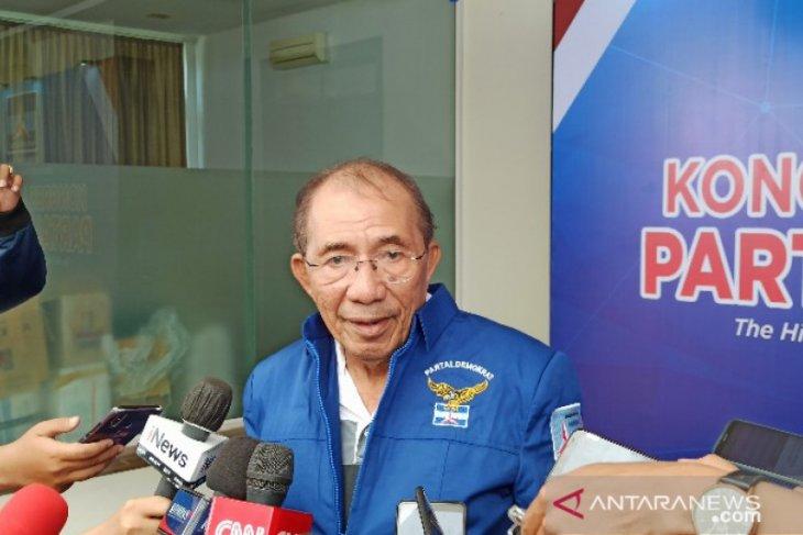 Max Sopacua sebut KLB Partai Demokrat dihadiri 1.200 peserta