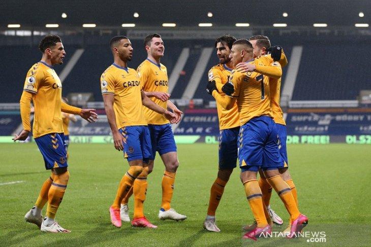 Liga Inggris - Posisi Everton buah kerja keras tim, kata Ancelotti