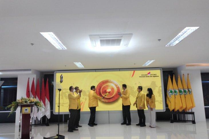 Airlangga Hartarto  ajak DPD Golkar se-Indonesia menangkan Pemilu 2024