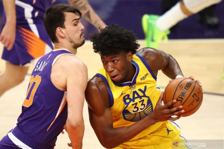 Basket NBA, Cedera Dario Saric jadi pukulan berat bagi Phoenix Suns