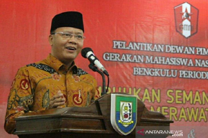 Gubernur Bengkulu targetkan hapus pajak kendaraan roda dua tahun ini