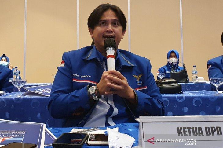 DPD Demokrat  Jateng akan lawan hasil KLB