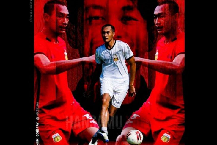 Bhayangkara FC boyong Hansamu Yama