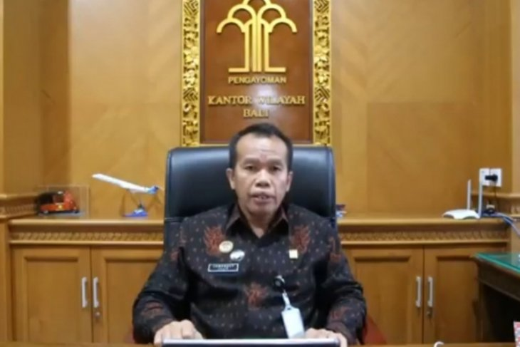 Kemenkumham Bali tunggu Polres Karangasem terkait dua WNA diduga pakai surat PCR palsu