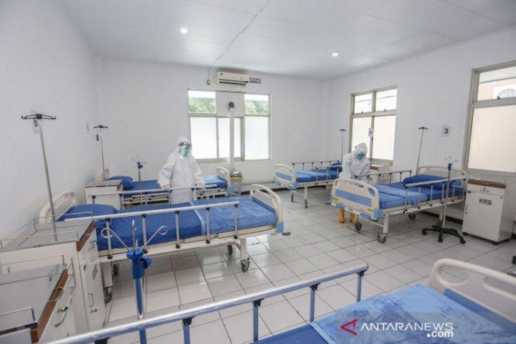 BOR pasien COVID-19 di Kota Bogor terendah di Bodebek