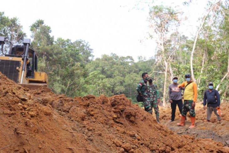 Program TMMD sebagai pemantik perekonomian masyarakat desa terpencil