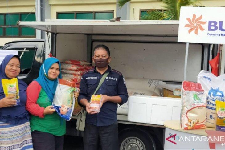 Perum Bulog Belitung pastikan stok beras aman tiga bulan mendatang