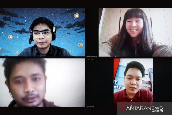 Empat anak muda Indonesia menangi kompetisi EU Social DigiThon