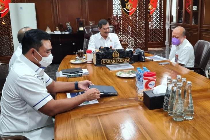 Pupuk Indonesia cooperates with police on fertilizer distribution