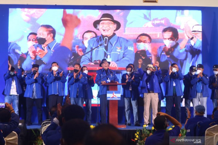 Polri benarkan tak beri izin keramaian KLB Partai Demokrat di Sumut