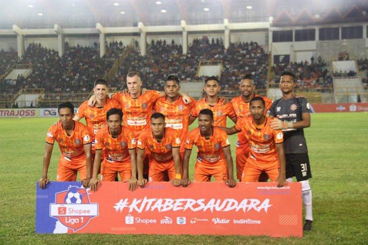 Persiraja Banda Aceh berlatih hadapi Piala Menpora