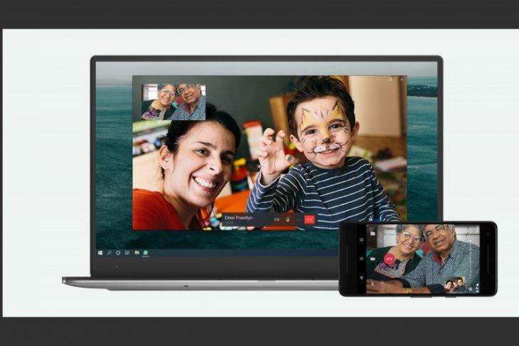 WhatsApp tambah panggilan suara dan video di versi desktop