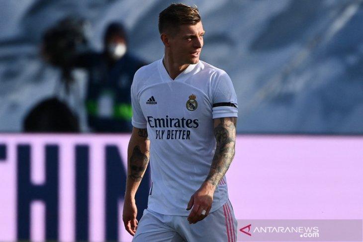 Toni Kroos semakin dekat untuk bisa kembali bela Real Madrid
