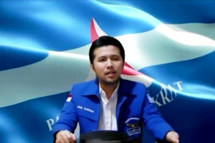 DPD Demokrat Jatim pertanyakan keabsahan KLB di Deli Serdang