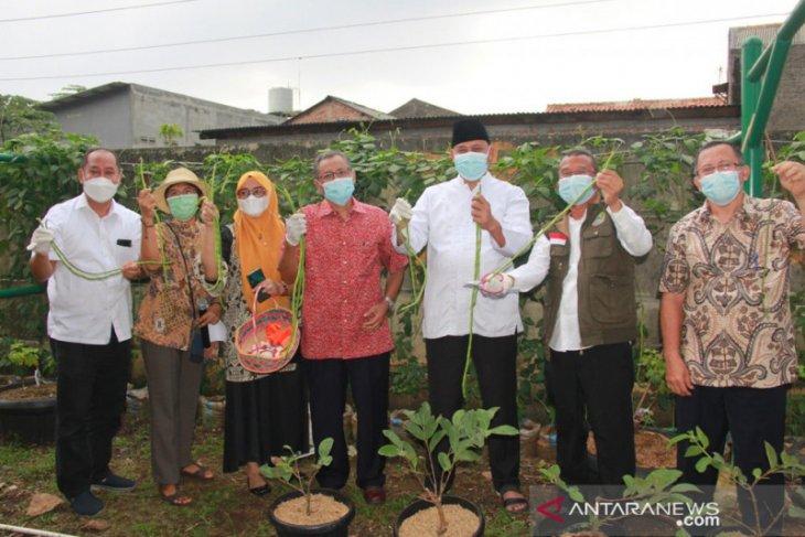 Kota Bekasi tingkatkan ketahanan pangan usaha ekonomi kreatif selama pandemi
