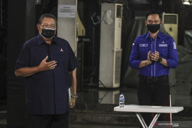AHY gelar rapat konsolidasi respons KLB Deli Serdang