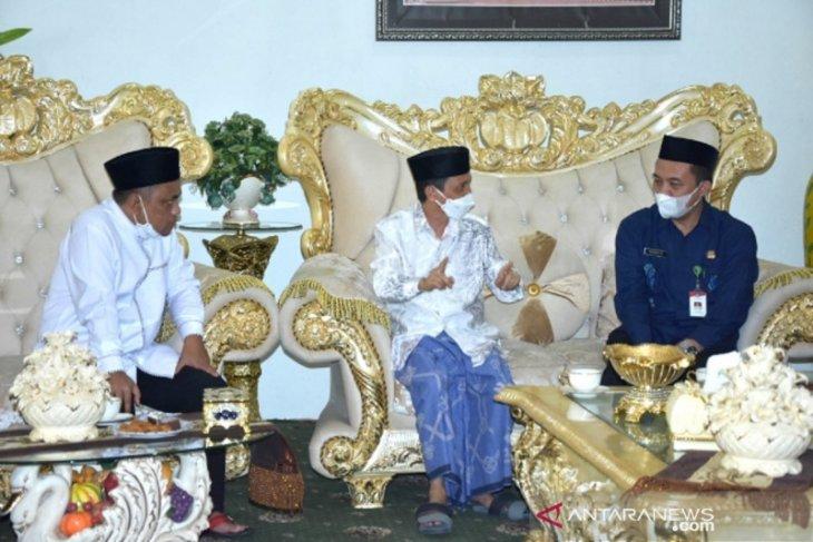 Bupati Gorontalo dan Dirjen Bina Pemdes bahas kesiapan Pilkades