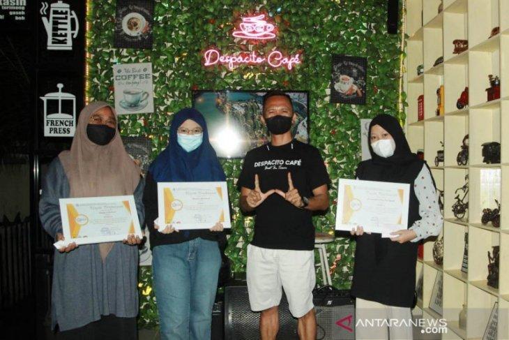 Tiga peserta wanita sabet juara Citizen Journalism Contest 2021