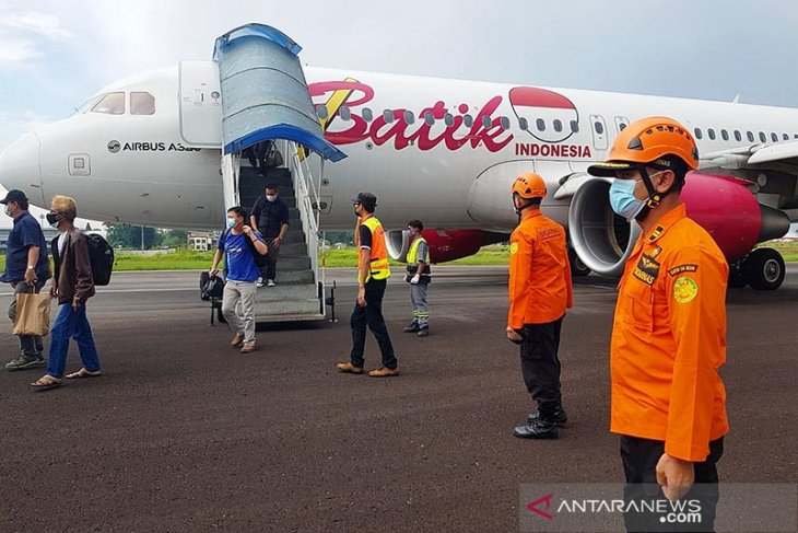 Batik Air to get evacuated from Jambi airport's runway on Sunday