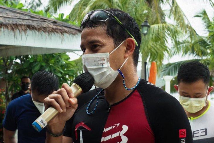Sandiaga Uno: Likupang tuan rumah Indonesia Triathlon Series 2021