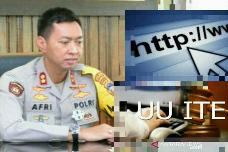 Polres sediakan pengaduan online UU ITE
