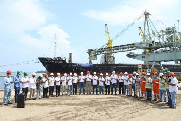 Pupuk Iskandar Muda ekspor 30.000 ton urea ke Sri Lanka