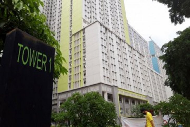 Wisma Atlet COVID-19 Hospital discharges 64,894 recovered patients