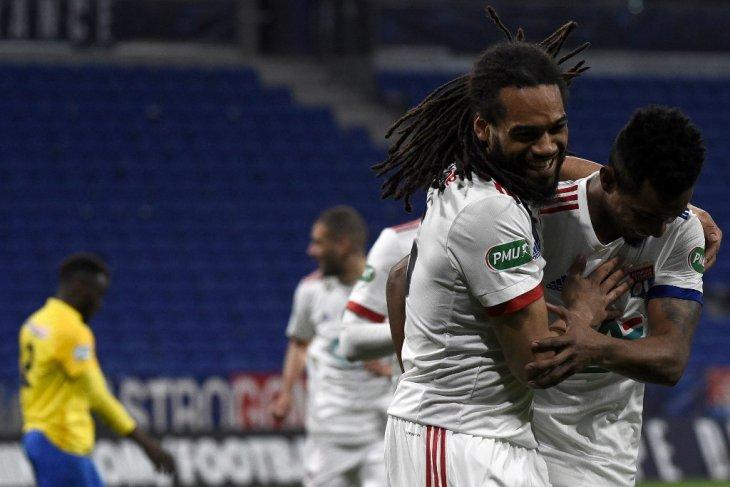 Piala Prancis: Lyon ke  babak ketiga