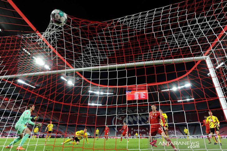 Klasemen Liga Jerman: Bayern kokoh di puncak setelah Der Klassiker