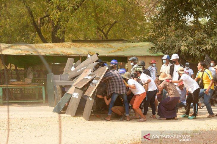 Dewan Keamanan PBB kecam kekerasan di Myanmar