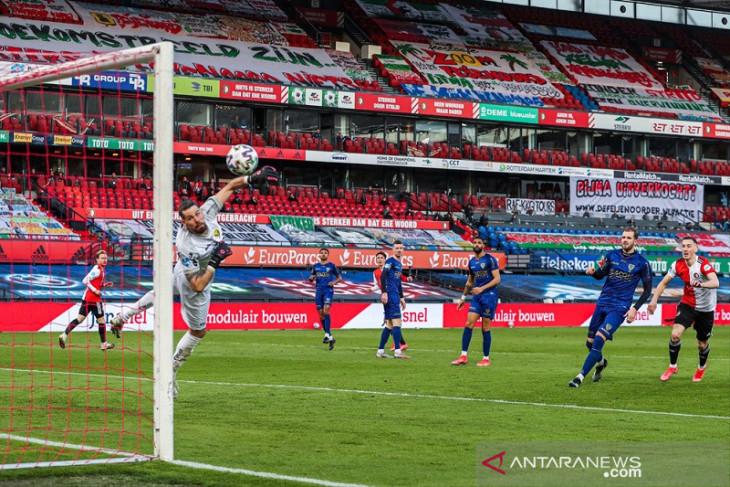 Liga Belanda, Feyenoord berondong gawang VVV Venlo enam gol tanpa balas