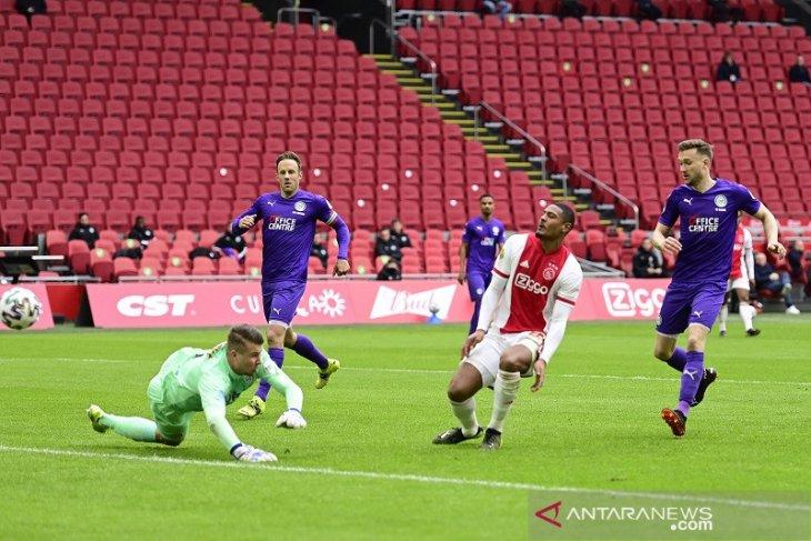 Liga Belanda, Ajax mantap di puncak setelah tundukkan Groningen