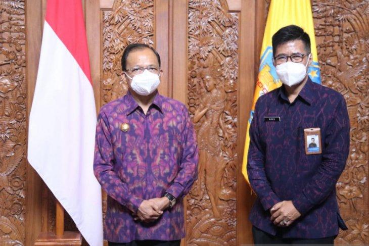 Gubernur Bali ajak BKKBN sinergi berantas
