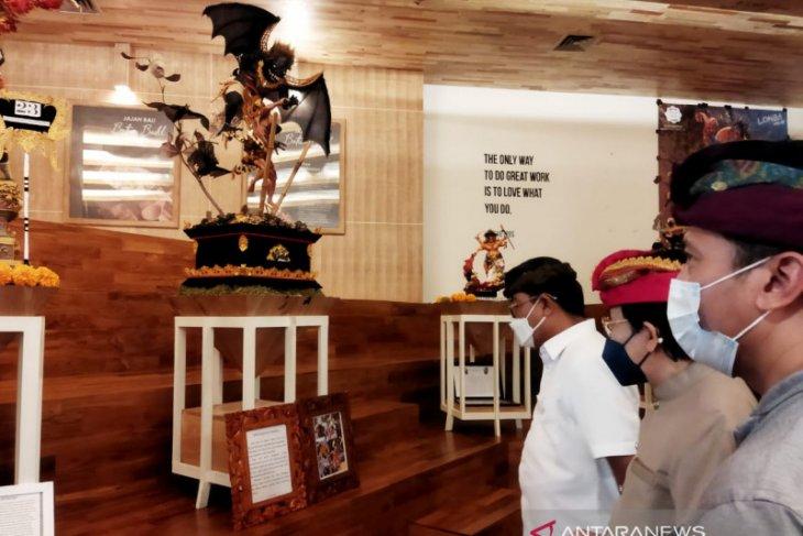 Nyepi, Bekraf Denpasar adakan pameran
