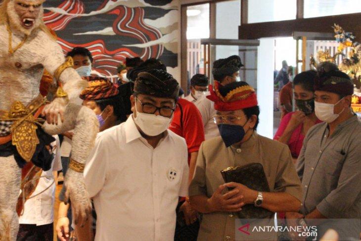 ITB STIKOM Bali adakan lomba ogoh-ogoh mini sambut Nyepi