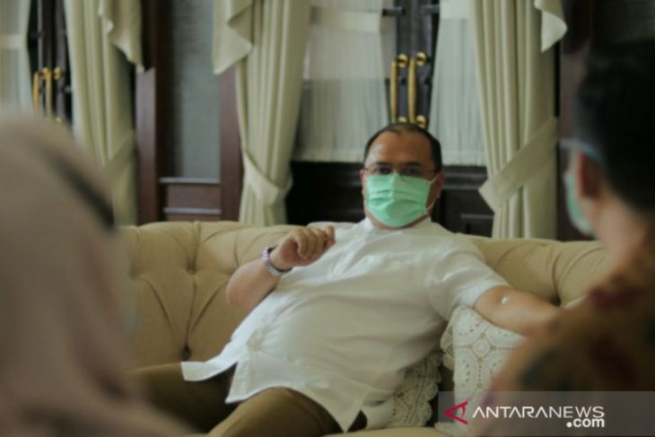 Gubernur Erzaldi: Hak pekerja harus sama