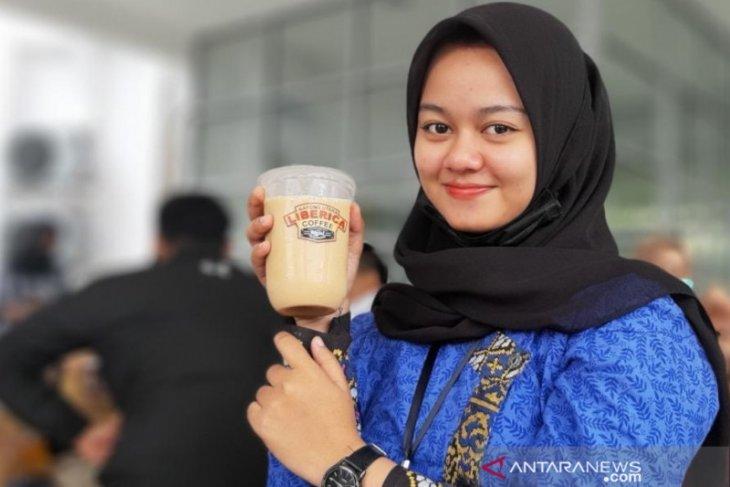Cita rasa khas kopi liberica asal Kayong Utara semakin diminati