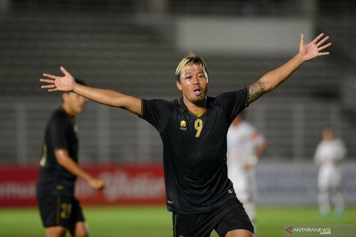 Pelatih Timnas Indonesia Shin Tae-yong belum puas dengan performa Kushedya Yudo
