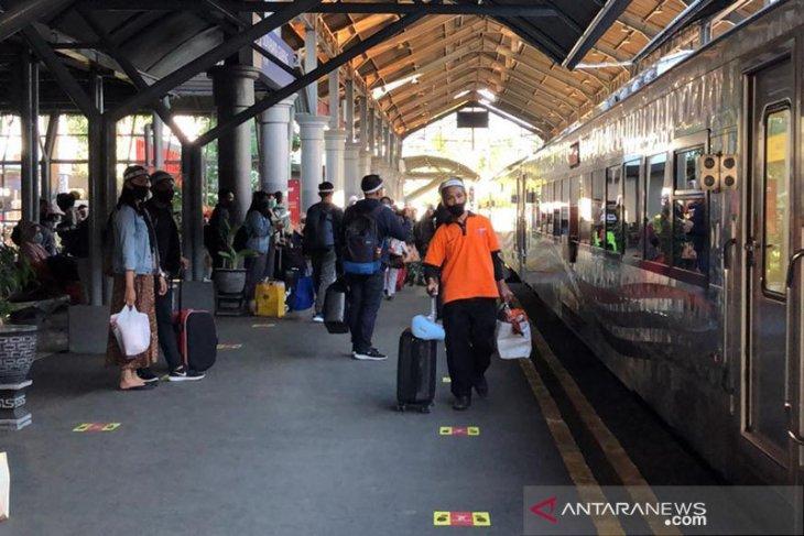 Daop 8 Surabaya luncurkan KA Arjuno Ekspres Surabaya-Malang