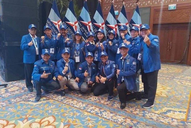58 Anggota DPRD di  Kalbar nyatakan setia kepada kepemimpinan AHY