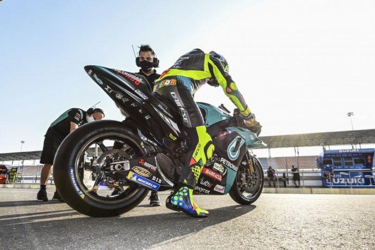 Rossi awali petualangan baru bersama Petronas Yamaha SRT