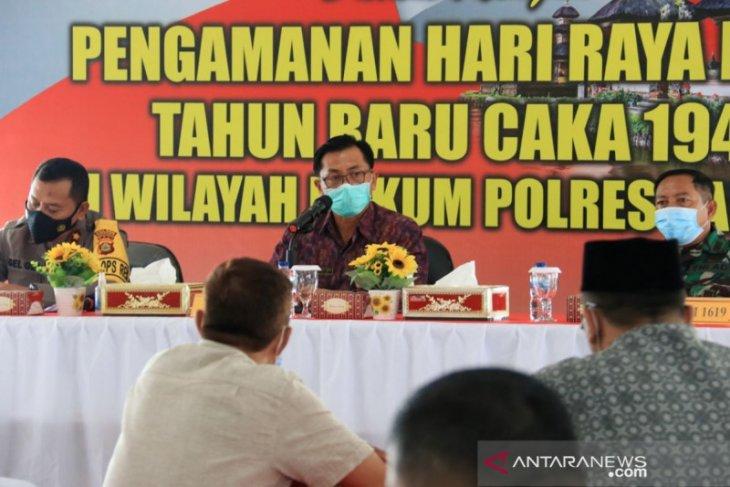 Pemkab Tabanan perketat perayaan Nyepi