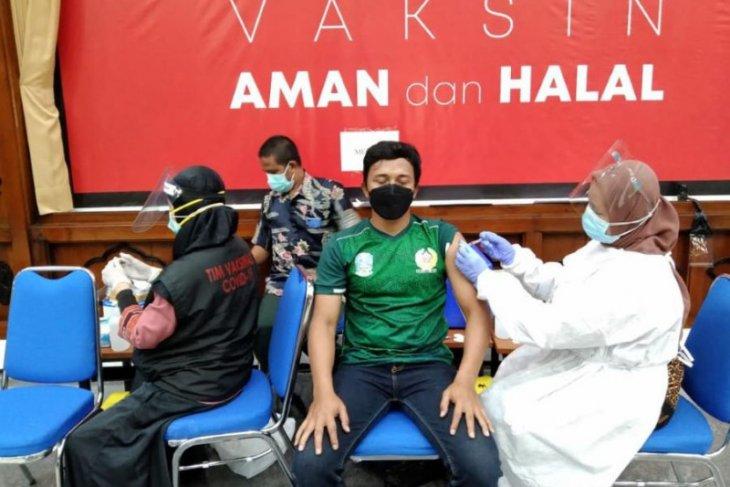KONI Jatim berharap atlet puslatda uji coba di luar negeri usai vaksinasi