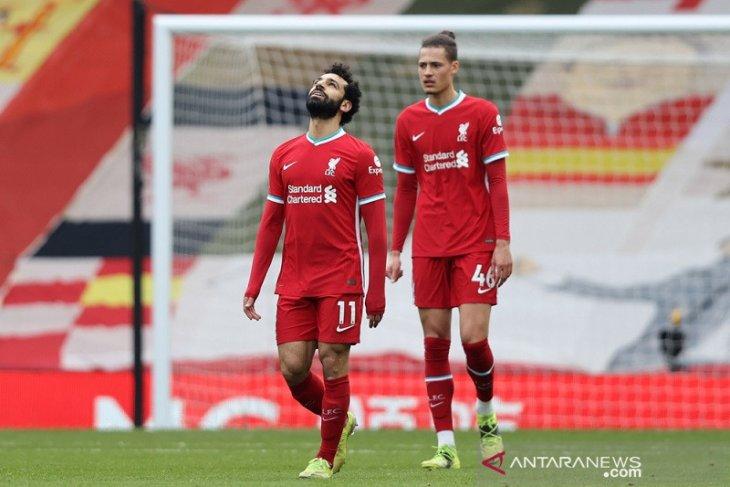 Klopp akui mentalitas Liverpool tidak sama  kalah dari Fulham