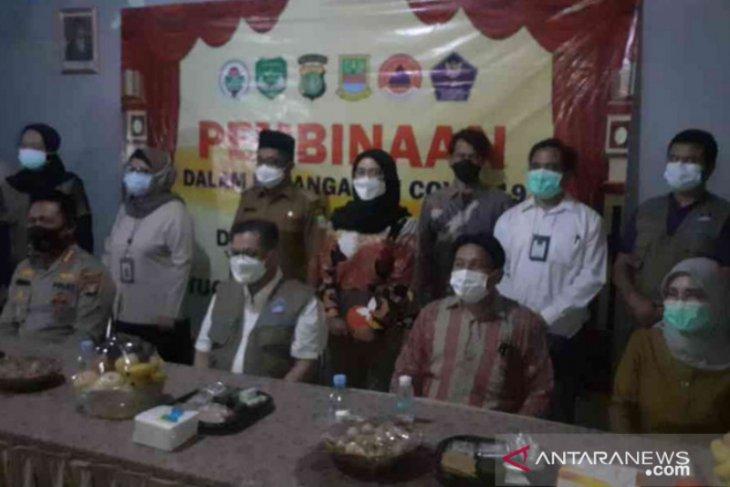 Kampung Tangguh Jaya di Bekasi dapat pembinaan kendalikan penularan COVID-19