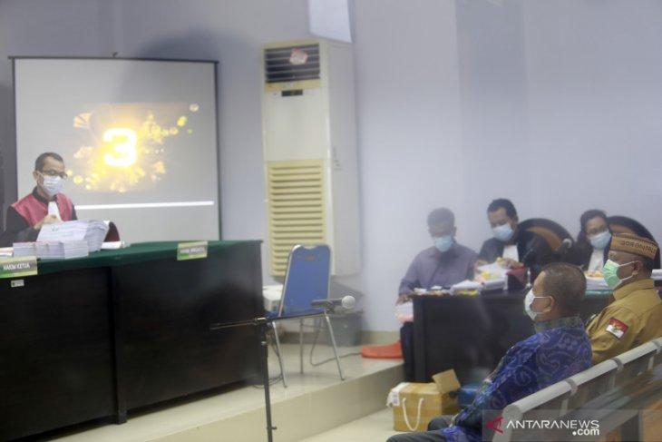 Gubernur Gorontalo hadir sebagai saksi sidang kasus GORR